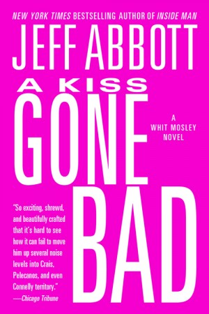 US Novels KISS GONE BAD (MM)_500x750